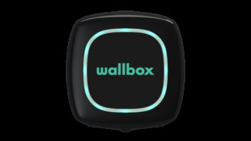 Wallbox PULSAR-FRONT-BLACK